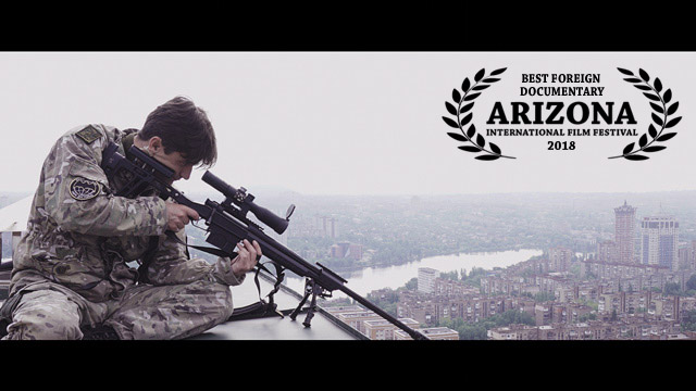 <strong>Best Foreign Documentary</strong>: A Sniper's War