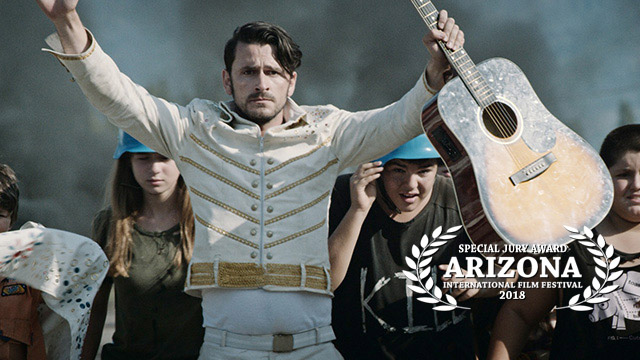 <strong>Special Jury Award for Inspirational Filmmaking</strong>: Elvis Walks Home